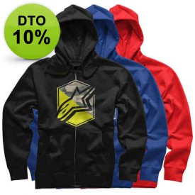 SUDADERA ALPINESTARS DISRUPTION ZIP FLEECE
