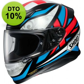 CASCO SHOEI NXR BRADLEY2 TC1