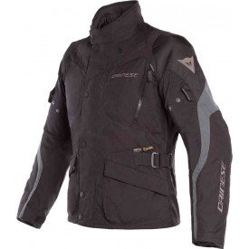CHAQUETA DAINESE TEMPEST 2 D-DRY NEGRO GRIS