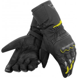 GUANTE DAINESE TEMPEST D-DRY LARGO NG/FL