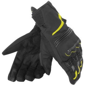 GUANTE DAINESE TEMPEST D-DRY CORTO NG/FL